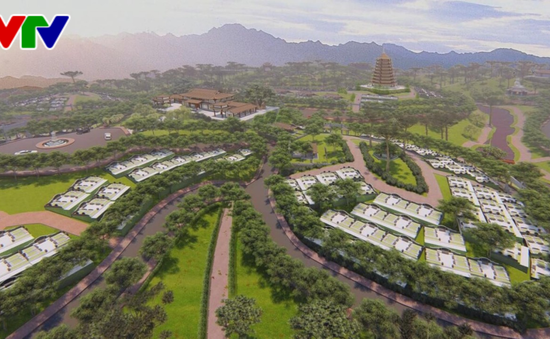 """Thừa Thiên Huế: Động thổ xây dựng dự án """"Công viên Vườn Địa Đàng"""""""