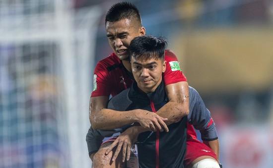 CLB TP Hồ Chí Minh trả giá đắt sau chiến thắng