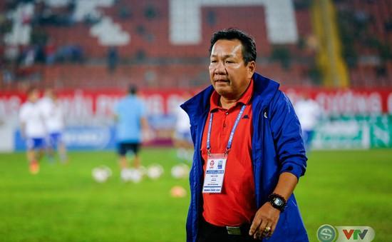 CLB Quảng Nam thay thế HLV Hoàng Văn Phúc
