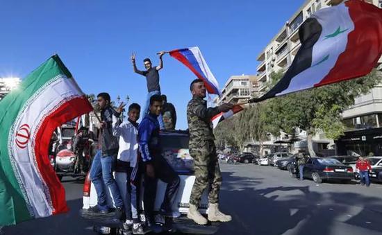 Lý do cho các chiến thắng của Syria?