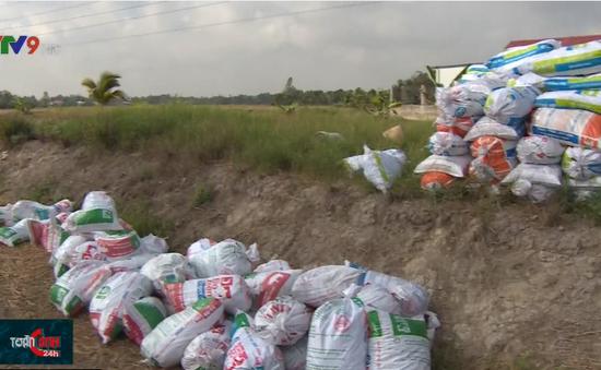 Sau vụ Đông Xuân, người dân công khai rầm rộ bán đất mặt ruộng