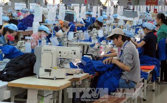 Xuất khẩu dệt may sang Mỹ tăng cao