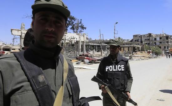 Thanh tra vũ khí hóa học bị cấm tiếp cận các vị trí ở Douma, Syria