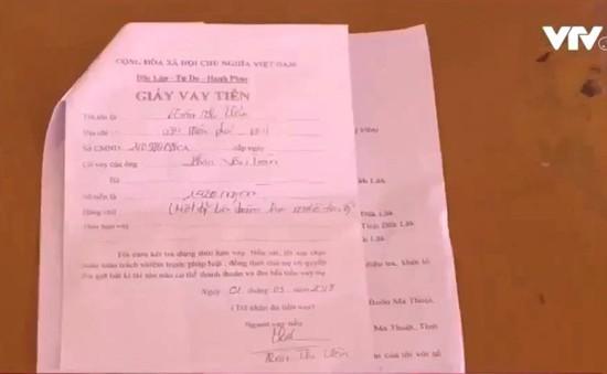 """""""Cò"""" ngân hàng tại Đắk Lắk ôm gần 100 tỷ đồng bỏ trốn"""