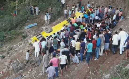 Tai nạn xe tải thảm khốc tại Ấn Độ, 21 người thiệt mạng