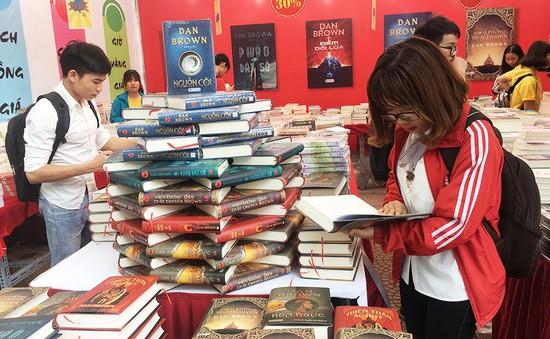 Ngày hội sách Việt Nam 2018 - Điểm hẹn của những người yêu sách