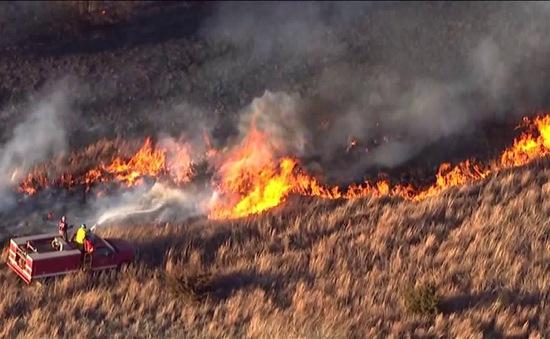 Mỹ: Cháy lớn ở Oklahoma, ít nhất 2 người thiệt mạng
