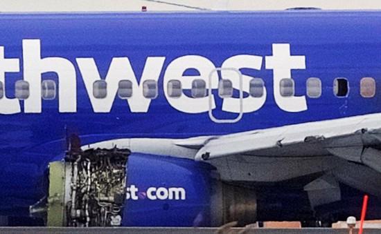 Mỹ: Một hành khách thiệt mạng khi động cơ máy bay nổ giữa trời
