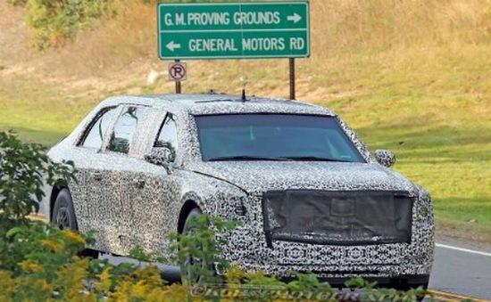 Xe limousine bọc thép của Tổng thống Mỹ sắp ra mắt