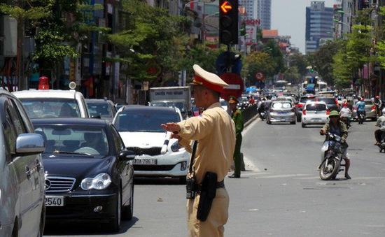 TP.HCM ưu tiên xử lý vi phạm giao thông tại các điểm nóng dịp 30/4