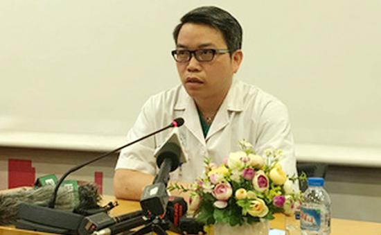 Lãnh đạo bệnh viện Xanh Pôn từ chối cung cấp nội dung chi tiết đối thoại giữa bác sỹ bị hành hung và người nhà bệnh nhân
