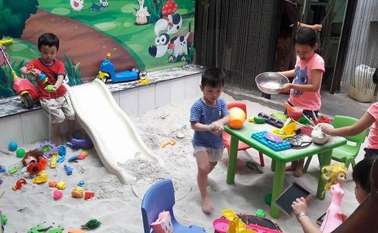 Quán cà phê tích hợp khu trẻ em - Không gian vui chơi cho gia đình trong mùa nắng nóng