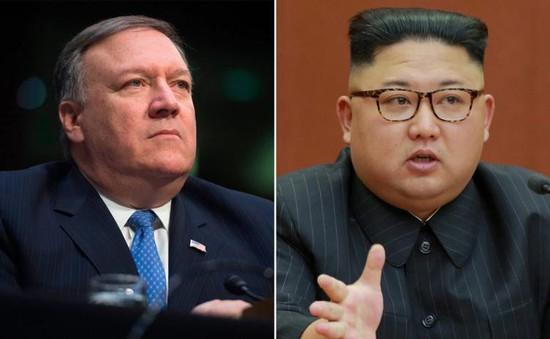Mỹ xác nhận Giám đốc CIA gặp nhà lãnh đạo Triều Tiên Kim Jong-un