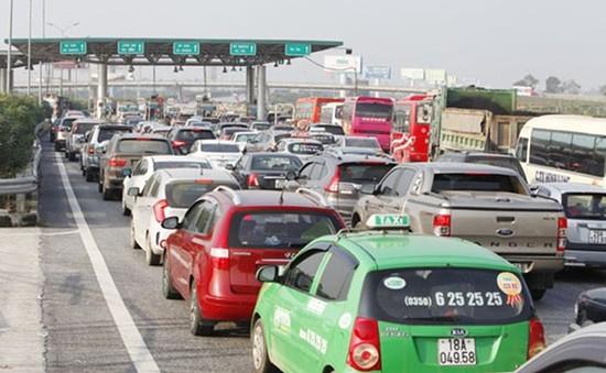 Tổng cục Đường bộ yêu cầu mở barie khi ùn tắc tại Trạm thu phí BOT trong dịp 30/4 -1/5