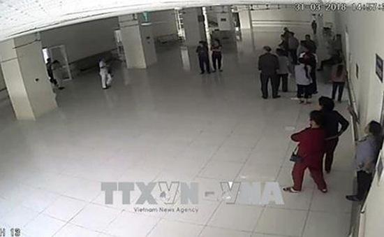 Thêm một vụ hành hung bác sỹ và điều dưỡng tại Bệnh viện đa khoa Bắc Kạn
