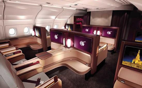 Khám phá 10 khoang hạng nhất của các hãng hàng không nổi tiếng thế giới