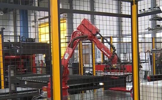 Tự động hoá cao độ trong nhiều nhà máy tại Nhật Bản
