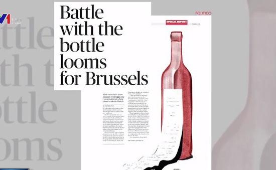 Rượu cũng gây ung thư nhưng không có cảnh báo như nhãn bao thuốc lá - Vì sao?