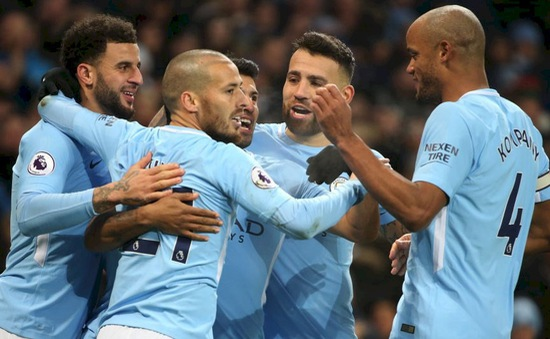 Man City: Nhà vô địch kiểm soát bóng