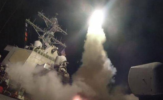 """""""Mỹ tấn công Syria"""" nóng nhất trên Google tuần qua"""