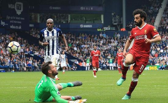 "Ghi bàn 31, Salah sánh vai các ""kỷ lục gia"" Premier League"