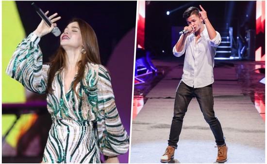 Hồ Ngọc Hà, Trọng Hiếu khuấy động CK Hoa hậu Biển Việt Nam toàn cầu 2018 với loạt hit
