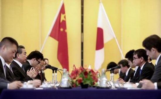 Trung Quốc - Nhật Bản thúc đẩy cơ chế liên lạc trên không, trên biển