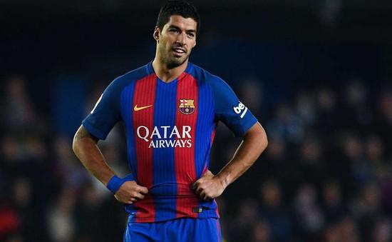 """Luis Suarez đang tính bài """"chuồn"""" khỏi Barcelona"""