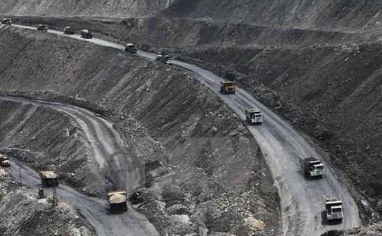 Lượng than nhập khẩu của Trung Quốc giảm mạnh