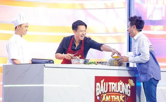 Đấu trường ẩm thực: MC Đình Toàn liên tục phá đám Don Nguyễn, Huỳnh Tiến Khoa