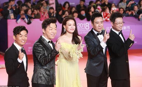 Dàn mỹ nhân khoe sắc ở LHP Bắc Kinh