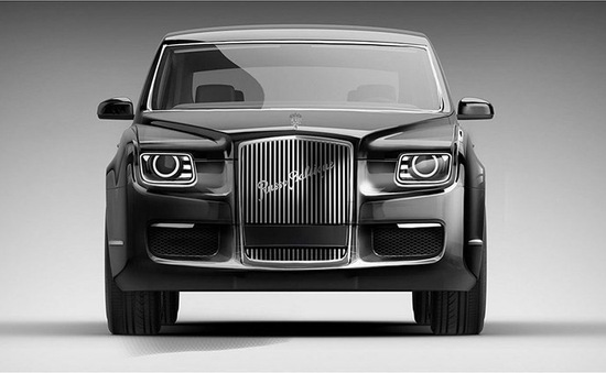 Khám phá limousine chống đạn mới Tổng thống Putin sắp hoàn thành