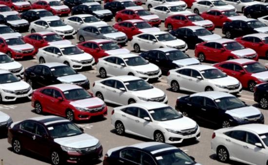 Xe ô tô Thái Lan bình quân hơn 400 triệu đồng ồ ạt về Việt Nam
