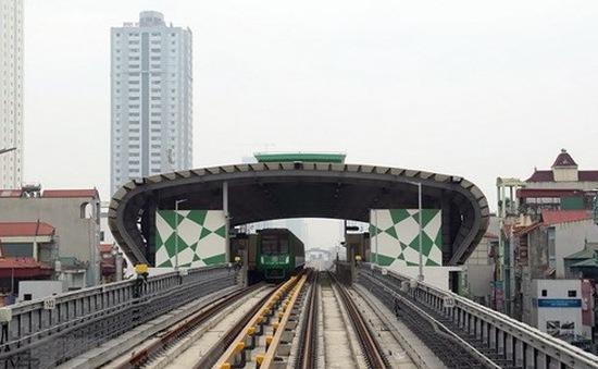 Báo cáo điều chỉnh dự án tuyến đường sắt đô thị số 2