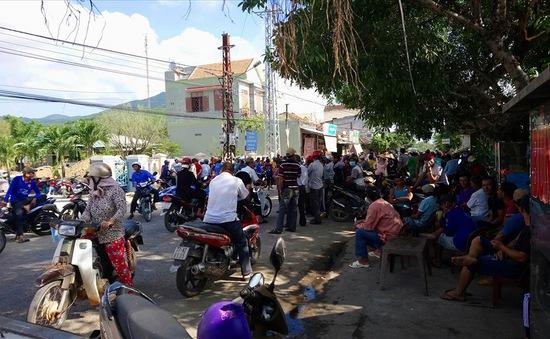 Làm rõ phản ánh, kiến nghị của người dân liên quan đến Dự án điện gió tại Bình Định
