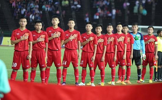 Bốc thăm VCK U16 châu Á 2018: U16 Việt Nam vào bảng dễ thở