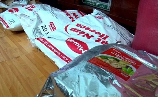 Phát hiện hàng trăm kg bột ngọt và hạt nêm giả tại Đà Nẵng