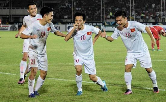 Văn Quyết: Việt Nam sẽ vào chung kết AFF Cup 2018