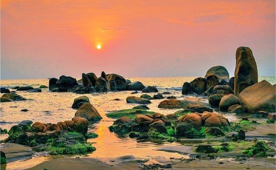 Bãi đá nhiều màu nhất Việt Nam