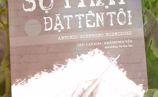 Triển lãm tranh và ra mắt tập thơ của anh hùng Cuba Antonio Guerrero