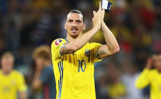 CHÍNH THỨC: Ibrahimovic sẽ không tham dự World Cup cùng ĐT Thụy Điển