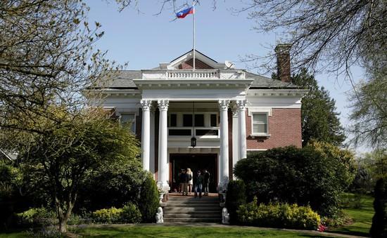 Nga lên án Mỹ xâm nhập nơi ở của nhân viên lãnh sự quán tại Seattle