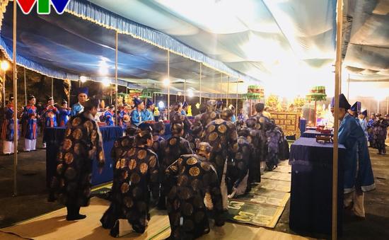 Thừa Thiên Huế: Lễ Tế Đàn Nam Giao năm 2018