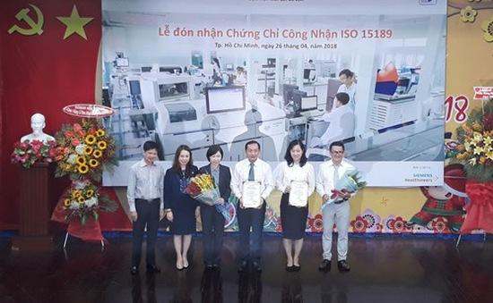 Bệnh viện Nhân dân Gia Định (TP.HCM) đạt chuẩn chất lượng ISO
