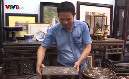 Người lưu giữ cổ vật nhà Nguyễn