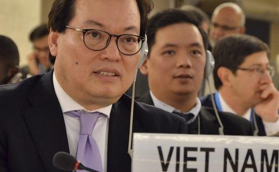 Việt Nam dự Phiên họp 2018 Ủy ban trù bị Hội nghị Kiểm điểm Hiệp ước Không phổ biến vũ khí hạt nhân