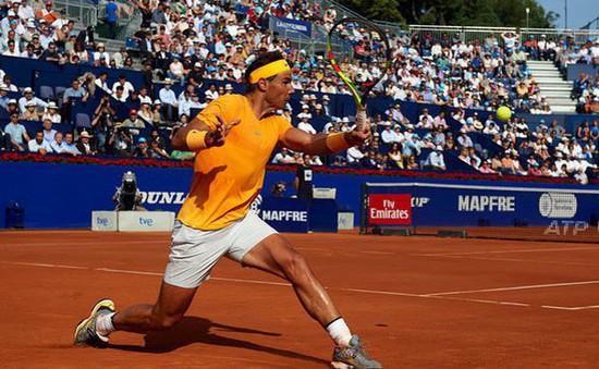 Bản lĩnh tay vợt số 1 thế giới, Nadal bước vào bán kết Barcelona Open 2018