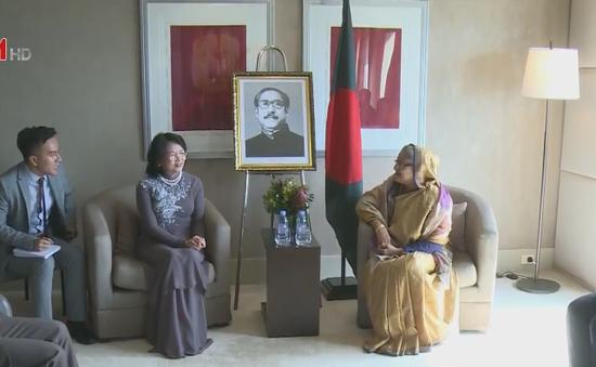 Tăng cường quan hệ Việt Nam - Bangladesh