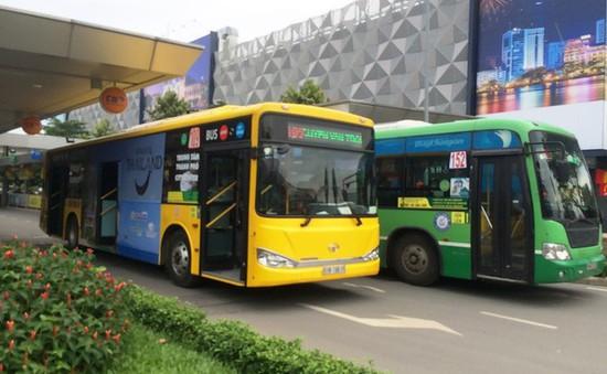 TP.HCM triển khai một số tuyến xe bus miễn phí dịp lễ 30/4
