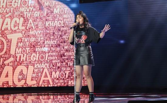 """Sing My Song: """"Cụ non"""" Tường Vy khiến các HLV thi nhau kêu gọi bình chọn của khán giả"""